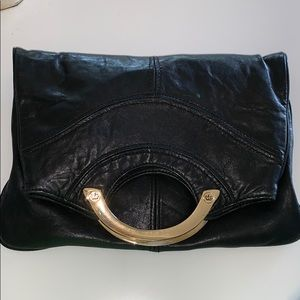 Super soft juicy couture genuine leather bag